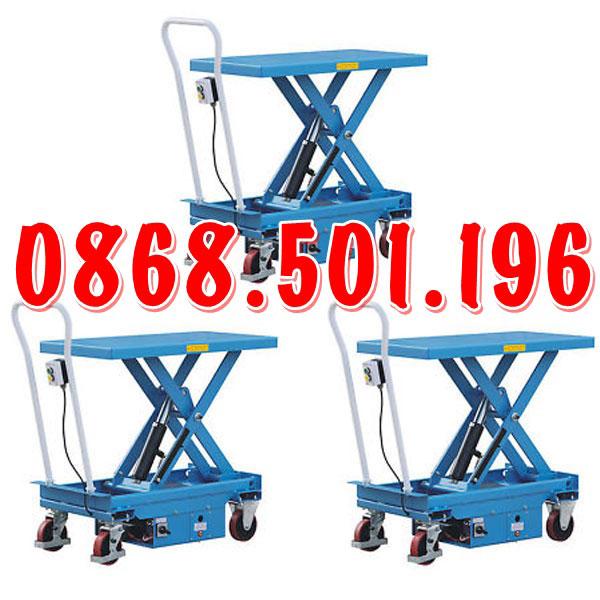 Bàn Nâng điện Eoslift 500kg Nâng Cao 950mm Giá Rẻ