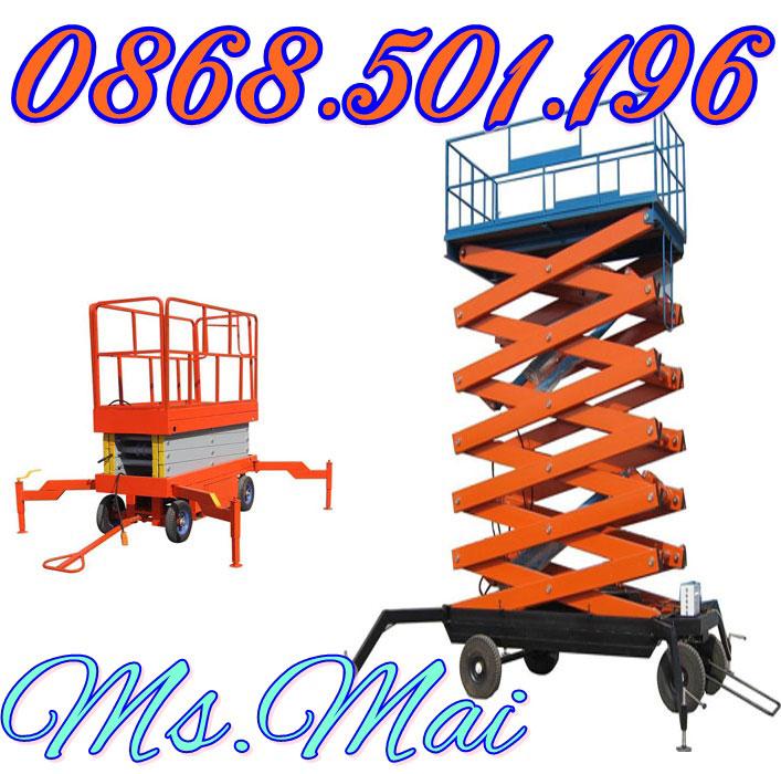 Sử dụng thang 12 mét an toàn