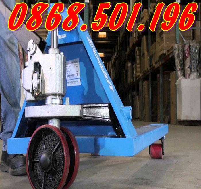Xe nâng tay thấp 2.5 tấn chất lượng