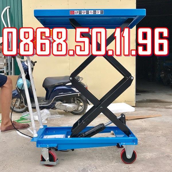 Bàn Nâng Thủy Lực 350kg Sự Lựa Chọn Tin Cậy Cho Người Dùng