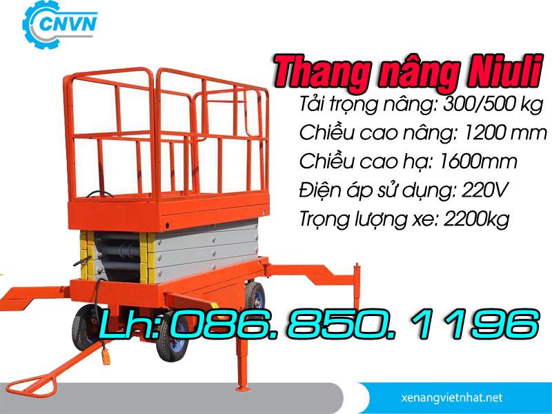 Thang Nâng 12m Ziczac