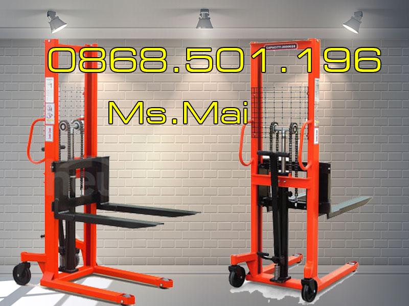 Xe Nâng Tay Cao 500kg đáng Mua Nhất Cho Tải Trọng Thấp