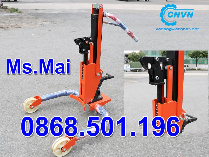 Xe Nâng Thùng Phuy 300kg Giá Rẻ YTC0.3A