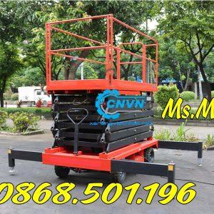 Thang nâng ziczac 12m 300kg