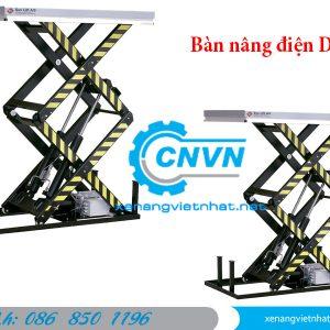 Bàn nâng điện DGH hàng có sẵn
