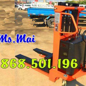 Xe nâng bán tự động Niuli 3,5 m