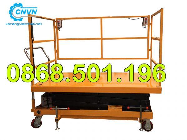 Bàn nâng điện 500kg giá rẻ nhất